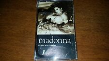 MADONNA - LIKE A VIRGIN - CASSETTE TAPE