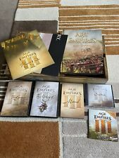 Age of Empires III 3 Limited Collectors Edition for PC CD-ROM - COMPLETE