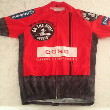 Cycling Jersey 2012 3hr Series On The Rivet Canberra, Size M