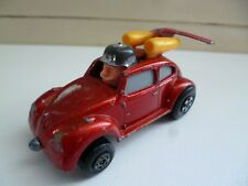 Flying Bug VW - Red - # 11 - 1972 - Matchbox - England