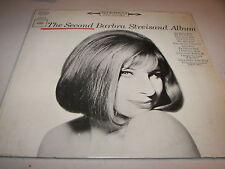 The Second Barbra Streisand Album LP NM Columbia CS8854 1963