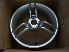 NOS Can Am Spyder Stock Front Rim BRP 14X5t Silver GS RS Roadster 706200497