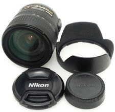 Nikon AF-S Nikkor 24-85mm F3.5-4.5 G ED IF Lens. HB-28 Hood
