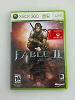 Fable II - Xbox 360 Game - Complete & Tested