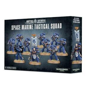 Space Marine Tactical Squad - Adeptus Astares (Warhammer 40k)
