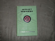 ARCHERY SIMPLIFIED by Pillip Rounsevelle! XXRARE! 1937!