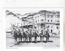 """*Postcard-""""Cowgirls/Welcoming Committee"""" *Escondido Grape Day Festivals (#117)"""