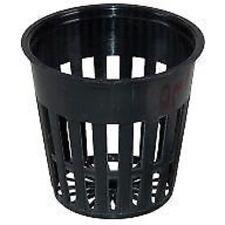 """(100) 2"""" Hydroponic Net Pots - Aeroponic Mesh Cups"""