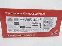 Herpa 083935  Fahrerhaus MAN TGX XL Euro 6 mit WLB & Dachspoiler  1:87 H0 Neu