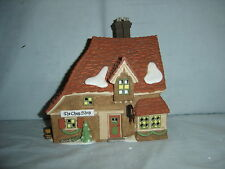 "Dept 56 Dicken's Village ""The Chop Shop"" - Retired"