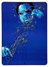 Charles Mingus *Large Poster* Jazz Bass Master Amazing Art upright Bassist
