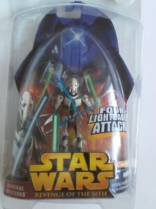 General Grievous #9 - Revenge of the Sith *unopened*