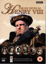 The Six Wives Of Henry VIII (DVD, 2007, 4-Disc Set)