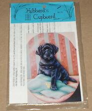 """Karen Hubbard """"Black Lab Pup"""" Dog Tole Painting Pattern Pack NIP"""