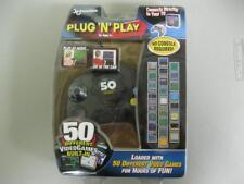 Dreamgear Plug N Play 50 Games Brand New