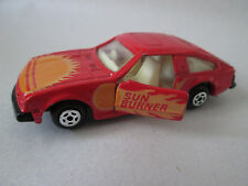 1978 Matchbox Red Toyota Celica XX Sun Burner Car 1:61 HK (Minty)