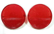 2 x Fiat Dino Spider Inner Rear Lamp Lens