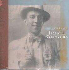 The Essential Jimmie Rodgers by Jimmie Rodgers (Country) (CD, Apr-1997, RCA)