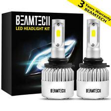 9006 LED Headlight Bulbs for RAM 2500 3500 2013-2015 RAM1500 2013-2014 Low Beams