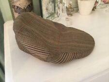 Barbour Flat Cap 100% Wool Hats for Men