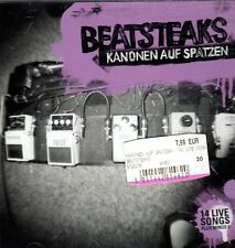 BEATSTEAKS - 4 CDs (Alben) zu Superpreis   ....//13
