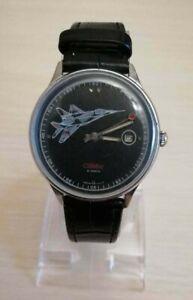 Rare Russia USSR Soviet Vintag Slava Chernobyl Pilot Mechanical Wristwatches