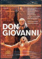 Wolfgang Amadeus Mozart Don Giovanni DVD NEW 2-disc DVD Simon Keenlyside