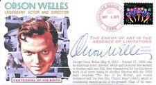 COVERSCAPE computer designed 100th anniversary birth of Orson Welles cover