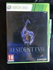 Resident Evil 6 - Xbox 360.