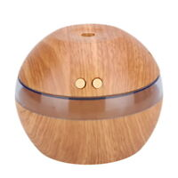 Air Aroma Essential Oil Diffuser LED Ultrasonic Aroma Aromatherapy Humidifier