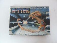 R-TYPE / cartón / Commodore / C64 / Cassette
