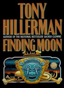 Finding Moon-Tony Hillerman, 9780060177720