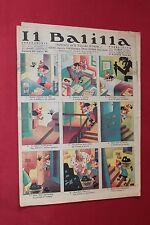 rivista a fumetti IL BALILLA Supplemento Popolo d'Italia ANNO XII N.20 (1934)