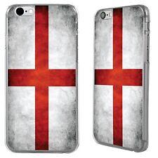 Inghilterra Retro Bandiera trasversale per Apple iPhone 6 stampato Hard Case Cover per stika.co