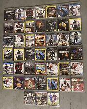 lot 45 jeux playstation 3 PS3
