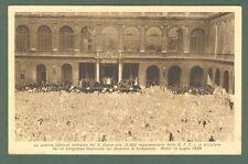 ROMA 1928. Udienza papale alle 10.000 rappresentanti della G. F. C. I...