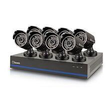 Swann 8 Channel 1080p TVI DVR Security System 139244 SWDVK-880758-CL