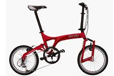 Rennrad in Rot