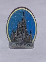 2008 Disney Trading Pin Magic Kingdom Castle