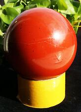 BEST!!! 2310g 11.5mm Natural red jasper quartz sphere ball ball healing C3