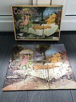 Vintage / L'île Aux Enfants / Casimir Fait Son Lit / Capiepa / Puzzle