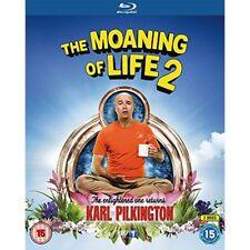 The Moaning of Life - Series 2 Blu-ray 2015 Very Good DVD Karl Pilkington