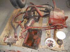 Farmall Super M Sm Mta Ih Tractor Live Hydraulic Pump Amp Reservoir Amp Control Rods