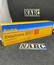 5x Kodak Ektachrome 320T 35mm film Slide Expired film out of date