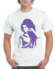 More details for amy winehouse inspired t shirt
