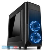 FAST Quad Core 4.2ghz  8GB 1TB Desktop Gaming PC Computer 7650K R7 Graphics jpc3