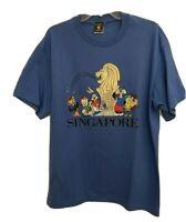 Warner Bros Looney Tunes Daffy Taz Bugs Porky Tweety Sylvester Mens T-Shirt USA