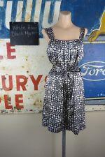 NWT $148 White House Black Market Silk Sleeveless Dress Size 12