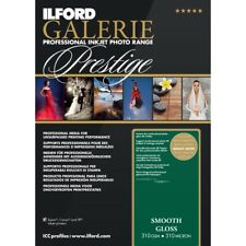 ILFORD Galerie Prestige Smooth Gloss 310 gsm A4 25 Sheets