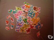 Magnets LE GAULOIS DEPART'AIMANT Nouvelle collection carte complète de 94 magnet